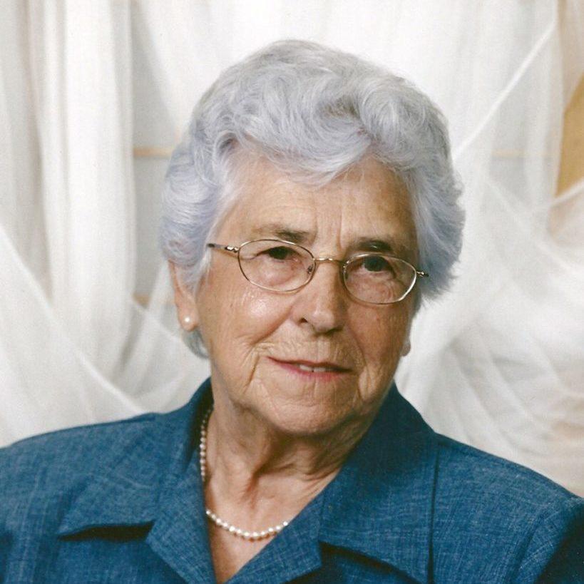 Marguerite Tougas (Beauregard)
