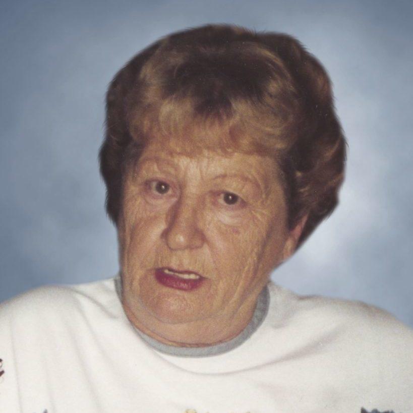 Gertrude Mercier (Benoit)