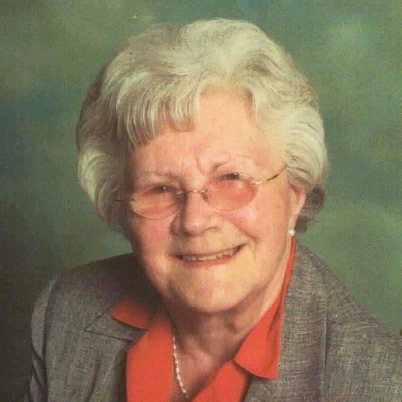 Madeleine Christie (Bourassa)