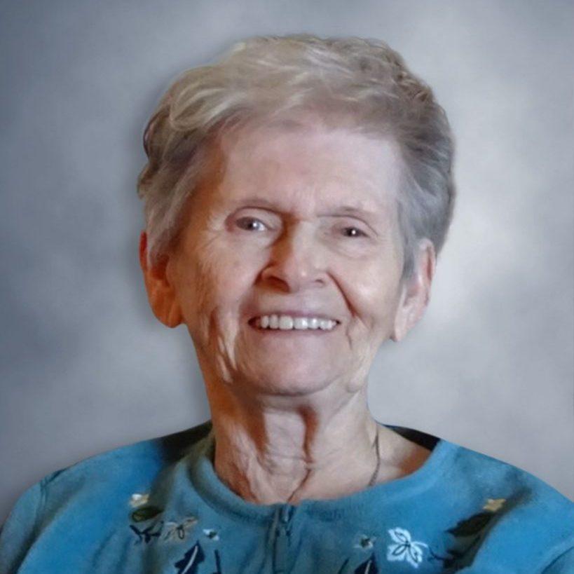 Marie-Jeanne Lévèsque Morin