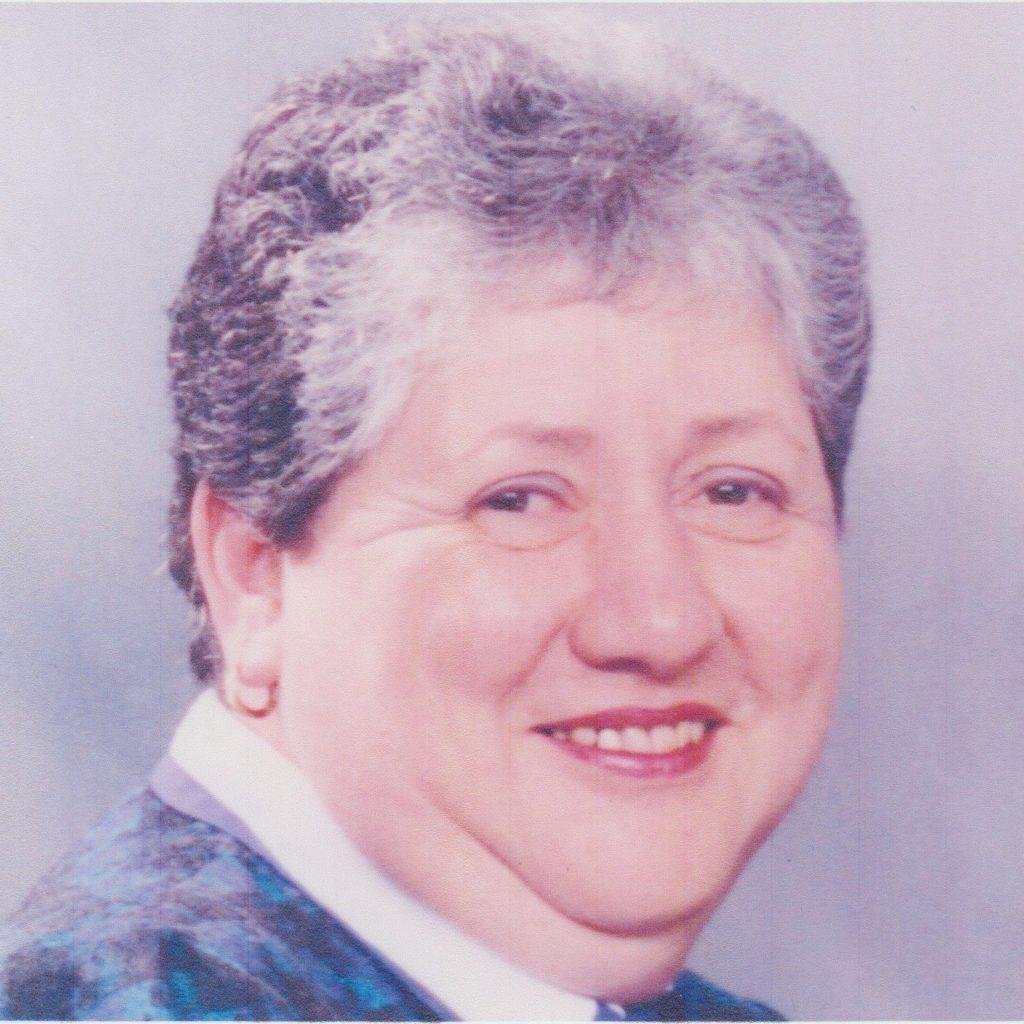Bernice Bourgeois Gallant
