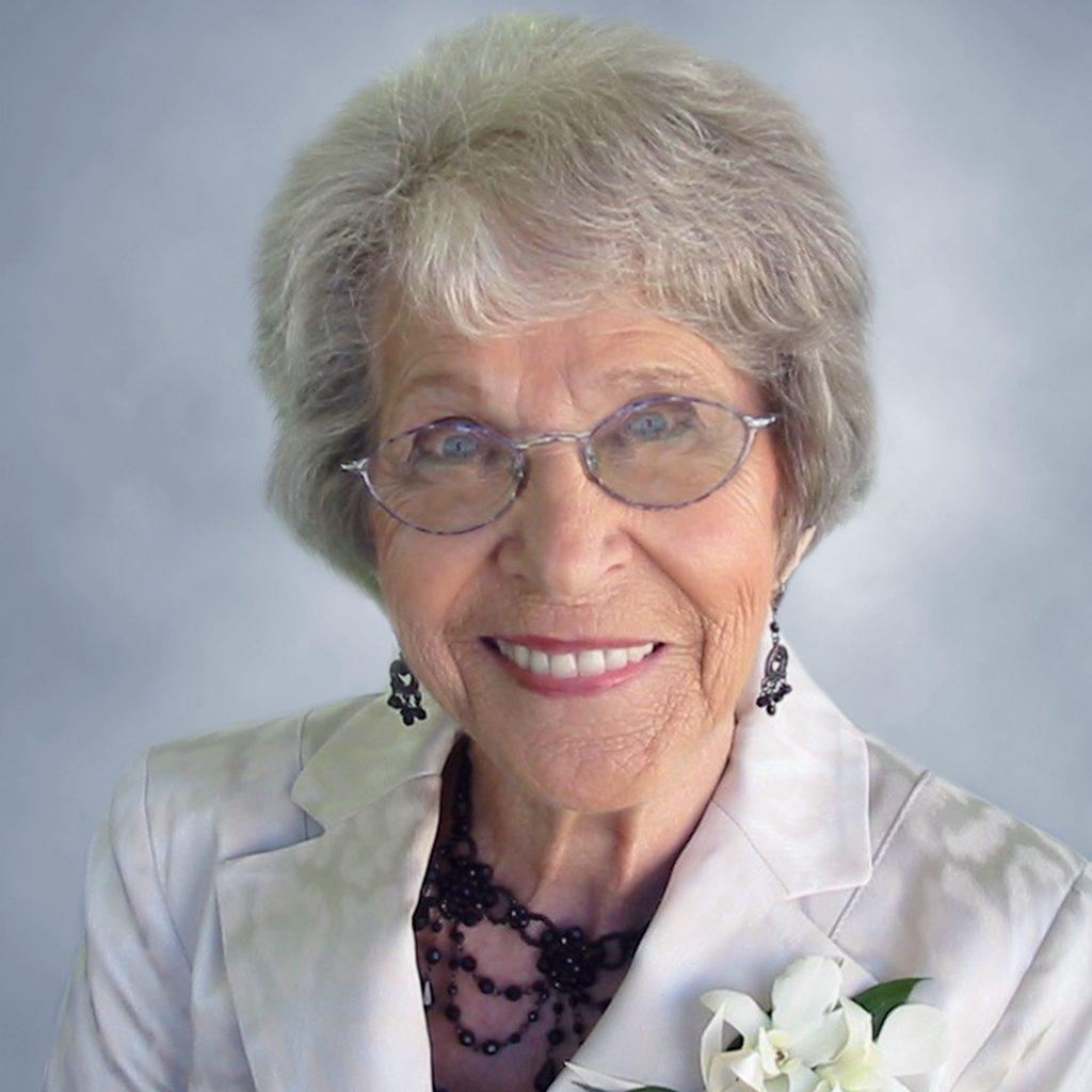 Jeannette Dufour Contant