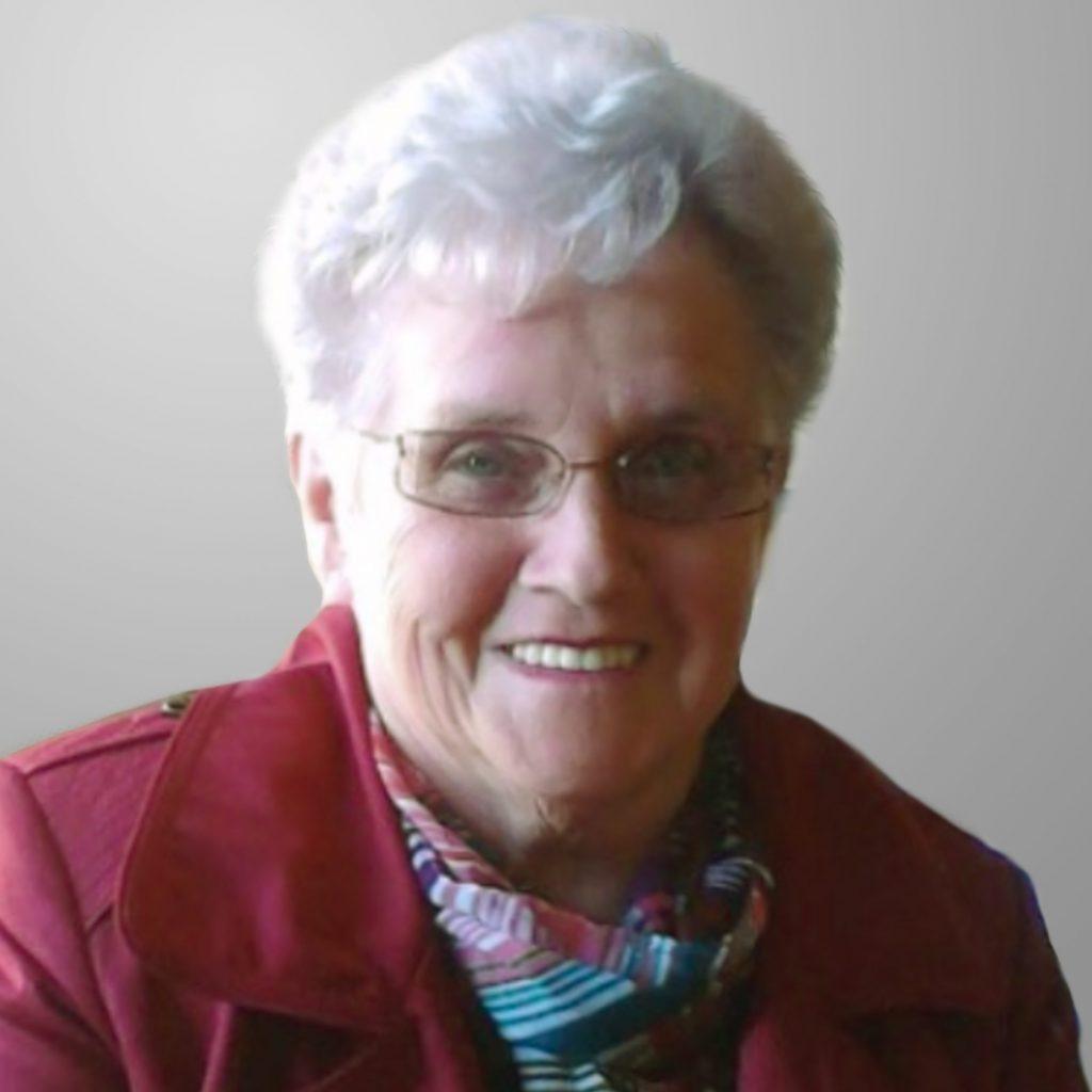 Jacqueline Lefèvre Gagnon
