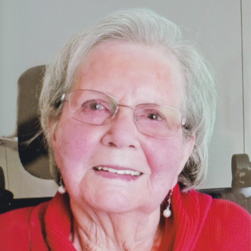 Jeannine Gagnon Genest Choquette