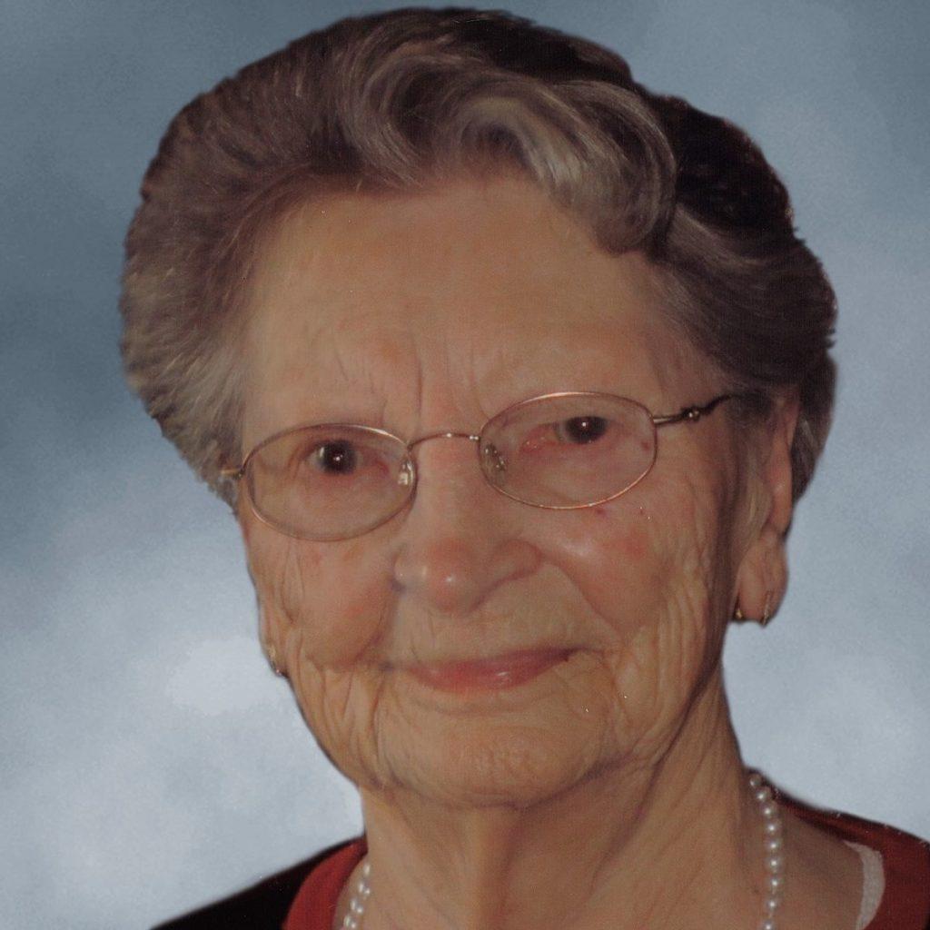 Martha Bielen (née Deveux)