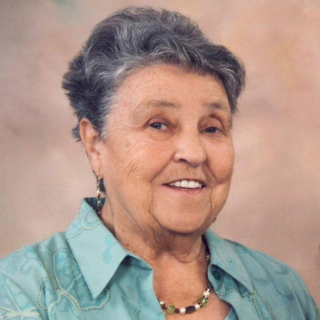 Thérèse Samoisette Deneault