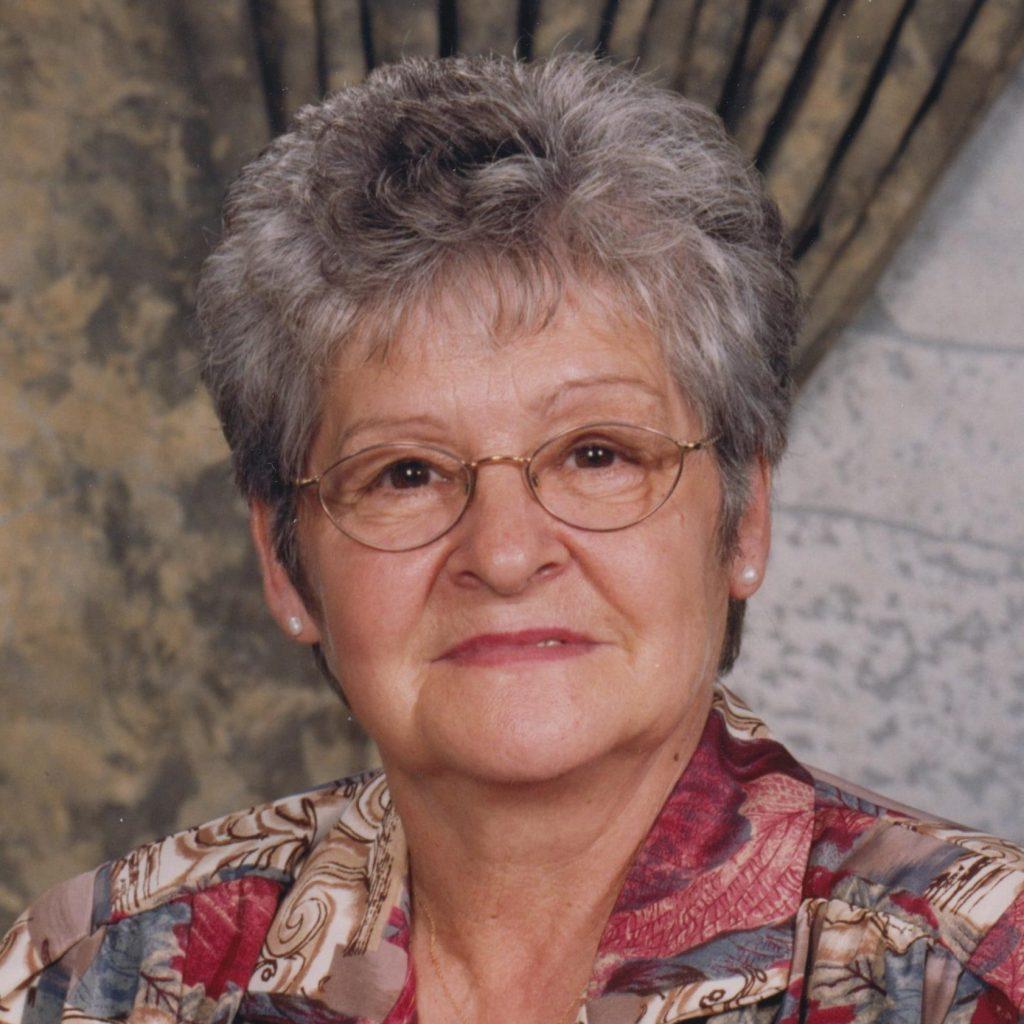 Gisèle Boudriau Rathé
