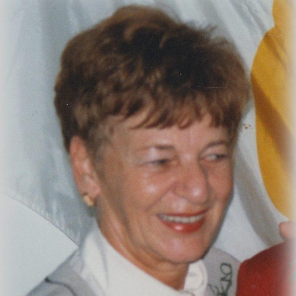 Lucille Bergeron