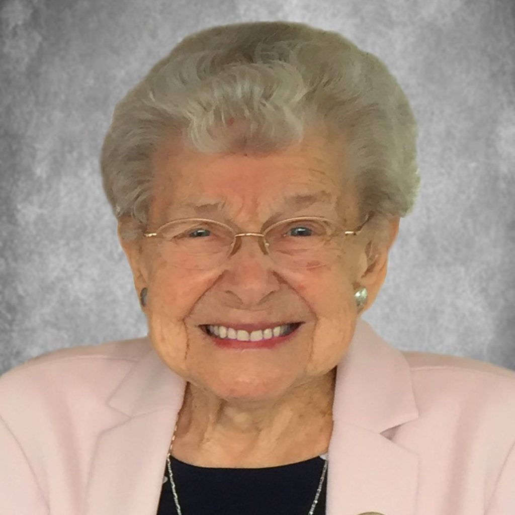 Jeannette Allard Bonneau